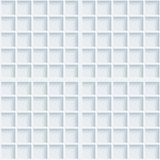 Light gray graph paper Royalty Free Stock Image