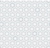 Hexagonal seamless pattern Stock Photography