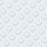 Light gray maple leaves wallpaper. Royalty Free Stock Images