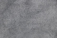 Light gray microfiber cloth texture Royalty Free Stock Images