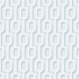 Light gray perforated paper. Royalty Free Stock Photo