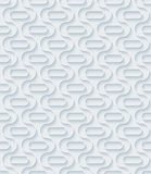 Light gray perforated paper. Stock Photo
