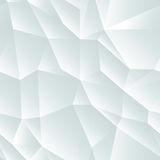 Light Gray Seamless Abstract Geometric Background. Royalty Free Stock Image