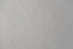 Light gray texture of old wall with cracks Royalty Free Stock Photo