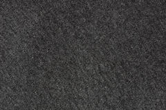 Light gray woollen fabric texture Stock Photography