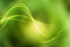Light green Abstract background Stock Images