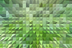 Light green abstract geometric background royalty free illustration