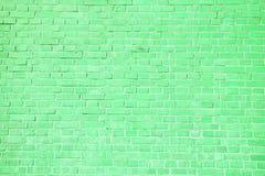Free Light Green Brick Wall Background. Stock Photo - 53816680