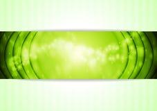 Light green business backdrop Stock Image