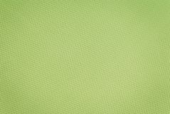 Light green fabric with texture Stock Photos