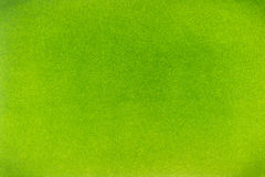 Light green fabric textured for the background Stock Images