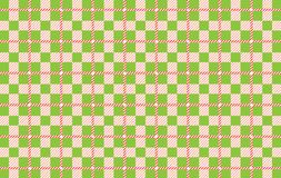 Light green Gingham pattern. Texture from rhombus for - plaid, tablecloths,shirts,dresses,paper,bedding,blankets,quilts and other. Textile products.Vector royalty free illustration