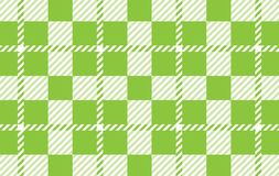 Light green Gingham pattern. Texture from rhombus for - plaid, tablecloths,shirts,dresses,paper,bedding,blankets,quilts and other. Textile products.Vector vector illustration