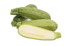 Light green mexican squash Royalty Free Stock Photos