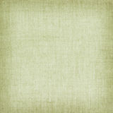 Light green natural linen texture for the background.  Royalty Free Stock Photography