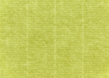 Light green natural paper texture Stock Image