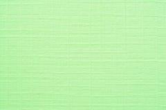 Light green paper sheet Royalty Free Stock Image