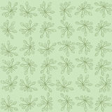Light green pattern Stock Photography