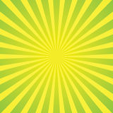 Light green rays background Royalty Free Stock Photos
