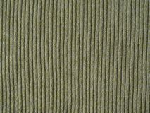 Light green retro wool knitted fabric texture abstract backgroun Royalty Free Stock Image