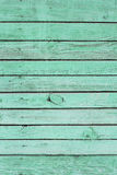 Light green shabby fence Royalty Free Stock Photos