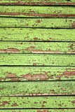 Light green striped background Stock Photography
