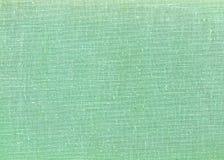Light green textile cotton pattern. Stock Photo