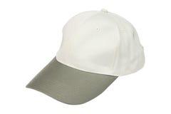 Light green two tone baseball caps Royalty Free Stock Image