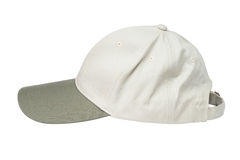 Light green two tone baseball caps Royalty Free Stock Image