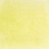 Light green yellow watercolor paper texture royalty free stock photo