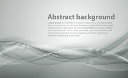 Light grey background with gradient and blend. Business style or Royalty Free Stock Photos