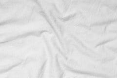 Light grey cloth textile texture Royalty Free Stock Photos