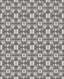 Light grey floral vector background Royalty Free Stock Photos