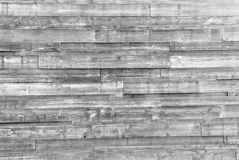 Light Grey Old Log Cabin Wall Texture. Wood texture. Dark Rustic House Log Wall. Horizontal Timbered Background Stock Photo