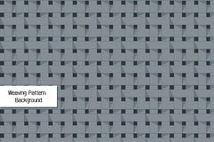 Gray color weave texture background. stock illustration