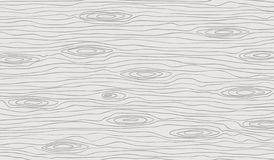 Light grey wooden cutting, chopping board, table or floor surface. Wood texture. Vector illustration.  stock illustration