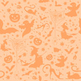 Light halloween background Royalty Free Stock Photo