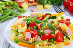 Free Light Healthy Colorful Antipasto Salad, Close-up Royalty Free Stock Images - 97288779