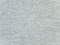 Light heather gray knitwear fabric texture Royalty Free Stock Photos