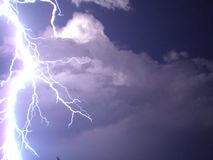 Light Hits Stock Image
