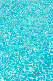 Light hits the surface of the pool. The dimension of the surface. Background royalty free stock images