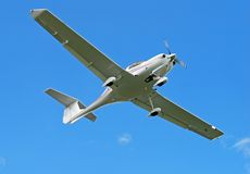Light hobby aircraft Royalty Free Stock Image