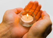 Light of Hope Stock Photos