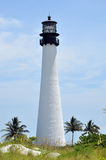 The Light House. Historic Light House Located in South Florida Royalty Free Stock Image