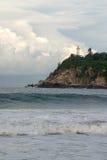 Light House. Lighthouse at Puerto Escondido, Mexico stock photos