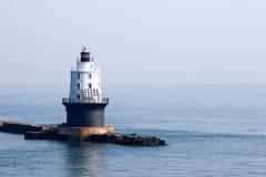 Light house. A ships light house on deleware bay Stock Photos