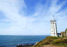 Light house. Royalty Free Stock Photography
