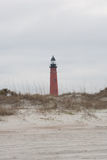 Light house. From beach view Stock Image