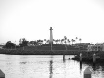 The Light House Royalty Free Stock Photos