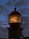 Light house. In cape St Vincet,Sagres, Portugal Royalty Free Stock Photos